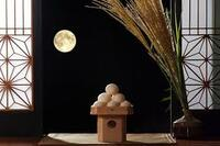 月見の画像